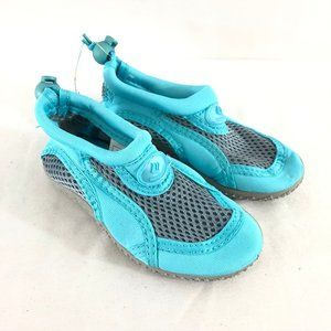 Fantiny Toddler Boys Girls Water Shoes Fabric US 8